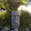 Easter Island Moai Head Planter