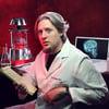 Einstein's Brain-in-a-Jar Lamp