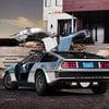 Electric DeLorean