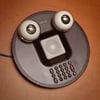 Electronic Blinking Eyeballs