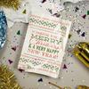 Evil Never-Ending Musical Christmas Card