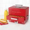 Extra Large Diner Style Hot Dog Steamer