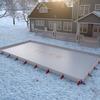 EZ ICE - 60 Minute Backyard Ice Rink