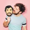 Face Licker - Personalized Lifesize Lollipop Heads