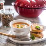 Farmhouse Soup and Sandwich Set