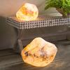 Faux Stone Marble Floor Lamp