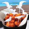 Feeding Frenzy - Seagull Party Picks