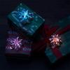 Fiber Optic LED Glowing Gift Bows