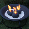 Fire Rocks - Set of 3