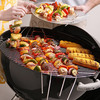 Fire Wire - Flexible Stainless Steel Grilling Skewers