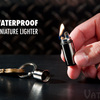 FireStash - Miniature Waterproof Keychain Lighter
