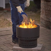Flame Genie - Wood Pellet Smokeless Fire Pit