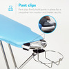 Flippr 360 Degree Rotating Torso-Shaped Ironing Board