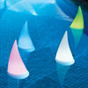 Floating Raindrop Lights