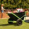 Fold-A-Cart Pro 400 - Multi-Purpose Folding Wheelbarrow