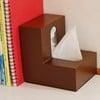 Folio L-Shaped Tissue Box