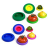 Food Huggers - Reusable Silicone Fruit and Vegetable Savers