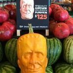 Frankenstein Pumpkin Shaping Mold