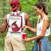 Franzia Box Wine Backpack