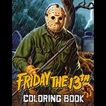 Friday the 13th Coloring Book