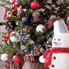 Frosty Snowball Ornaments