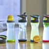 Full Circle Wherever - Lemon Water On-the-Go Glass Bottle