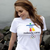 Funny T-Shirt - 2010 Winter Olympics: Nobody Cares