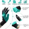 Garden Gloves with Claws