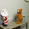 Twerking Santa Claus Animated Plush - Dances to the Beat / Lip Syncs with Alexa