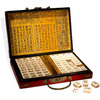 Genuine Chinese Lacquered Mahjong Set