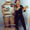 Genuine Lifesize Lost In Space B-9 Robot!