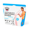 Giant Bendy Straw Inflatable Pool Noodle Float