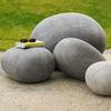 Giant Felted Merino Wool Stones