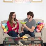Giant Martini Glass - Holds 4-6 Regular Martinis!