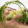 Giant Moon Gate Garden Arch