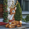 Giant Reindeer Planter