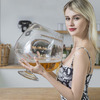 Gigantic Crystal Brandy Snifter - Holds up to 12,000ml