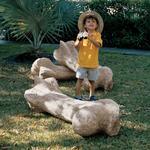 Gigantic Dinosaur Bones