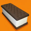 Gigantic Ice Cream Sandwich Bench