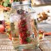 Glass Beverage Dispenser With Flavor Infuser