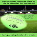 Glow-in-the-Dark Football