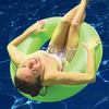 GlowTube - World's First Glow-In-The-Dark Pool Float Inner Tube