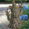 Gnarled and Twisted Ent Tree Statue