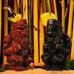 Godzilla vs Kong Tiki Mugs