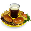 Great Plate - Reusable Food and Beverage Party Plates