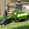 Greenworks 40V Self-Propelled Wheelbarrow / Garden Cart