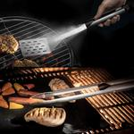 GRILLIGHT - LED Light Spatula and Tong BBQ Grilling Tools