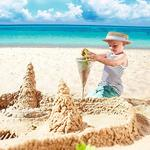 HABA Spilling Funnel - Mixes Sand and Water For Unique Beach Creations