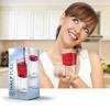 Half Full Glass - Drink Positively!