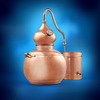 Handcrafted Copper Alembic - Essential Oil / Floral Water Distiller